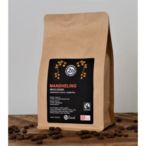Arinagata Gayo Økologisk Fairtrade Kaffe