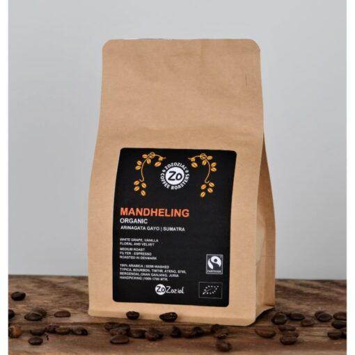 Arinagata Gayo Organic Fairtrade Coffee