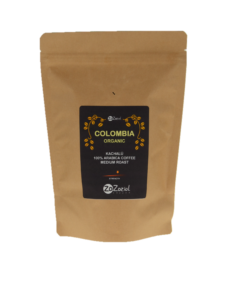 Colombia Medium Økologisk