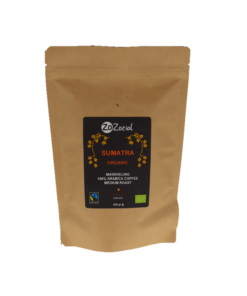 Sumatra Medium Fairtrade Organic