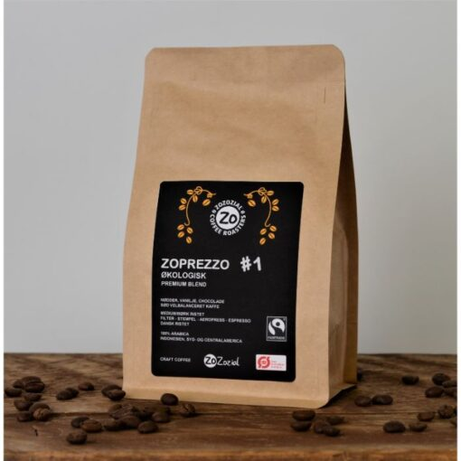 ZoPrezzo #1 Økologisk Fairtrade Blend