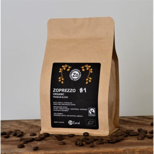 ZoPrezzo #1 Organic Fairtrade Blend