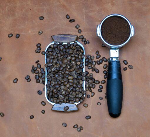 ZoPrezzo #2 dark espresso organic fairtrade beans