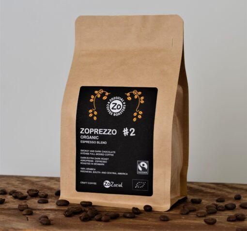 ZoPrezzo 2 dark espresso blend