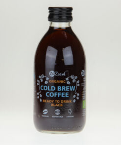 Cold Brew Ready to drink organic fairtrade 250 ml