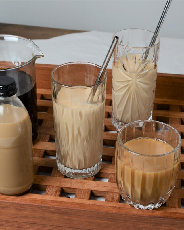 Cold Brew extract for milk drinks