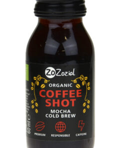 ZoZozial Coffee Shot Mocha
