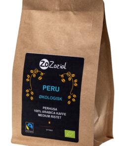Peru Perhusa Faritrade Organic