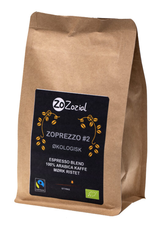 ZoPrezzo#2 Fairtrade Organic