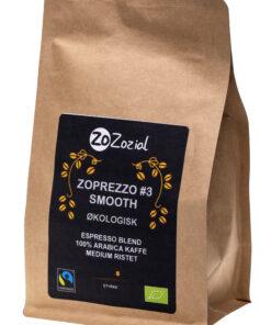 ZoPrezzo #3 Fairtrade Organic