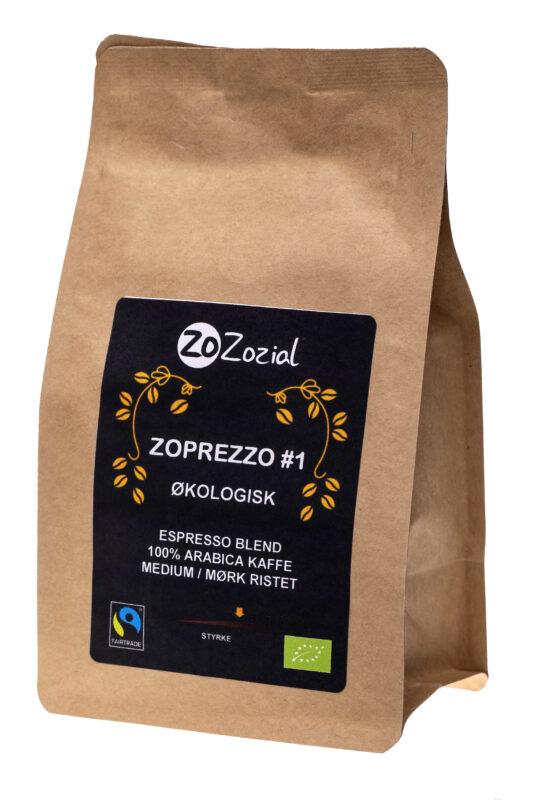 ZoPrezzo #1 Fairtrade Organic
