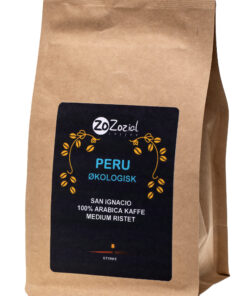 Kaffe Økologisk