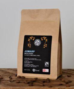 Peru lys ristet økologisk fairtrade kaffe