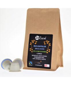 Honduras sustainable coffee capsules pods organic fairtrade