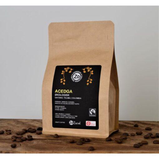Acedga Tolima Colombia økologisk Fairtrade kaffe