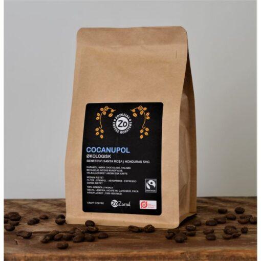 Cocanupol Honduras SHG Økologisk Fairtrade kaffe