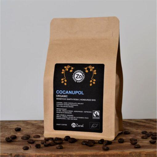 Cocanupol Honduras SHG Organic Fairtrade Coffee