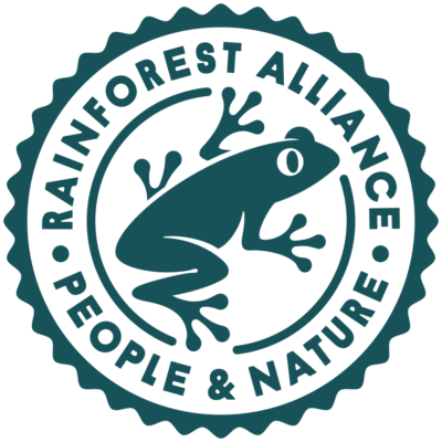 Rainforest alliance seal